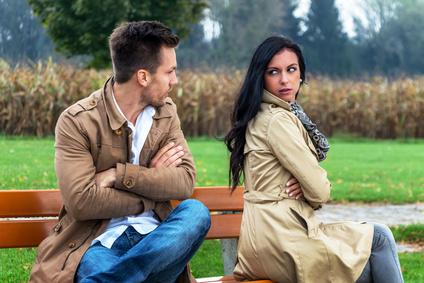 Glaubenssätze der Scheidung